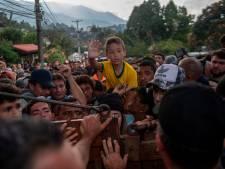 Chaos rond training 'Seleção' op weg naar WK