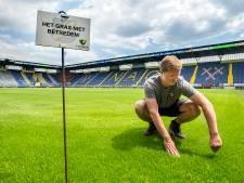 Gras NAC wordt tijdens droogte goed vertroeteld
