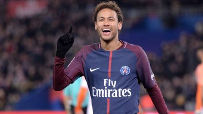 """Voorzitter PSG: """"2.000 procent zeker dat Neymar hier volgend seizoen ook nog zal spelen"""""""