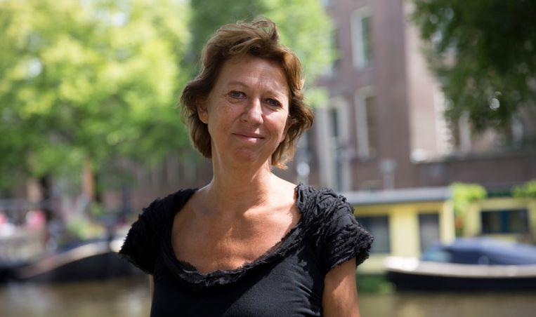 Els Ottenhof neemt na ruim twintig jaar afscheid van het Cobra Museum voor Moderne Kunst in Amstelveen. Beeld Cobra Museum voor Moderne Kunst