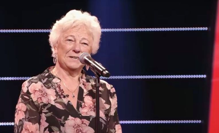 Deze kandidate uit 'The Voice Senior' weet wat ze wil!