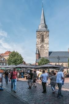 Nog geen mondkapjes verplicht in druk en toeristisch Winterswijk