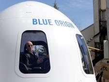 Oprichter Amazon gaat ruimtereizen verkopen vanaf 200.000 dollar
