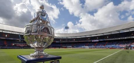 Helmond Sport treft Excelsior in KNVB-beker, FC Eindhoven naar Emmen