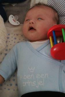 Baby Miguel ziet dankzij Wesley en Yolanthe