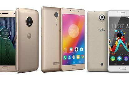 De beste smartphones voor minder dan 350 euro