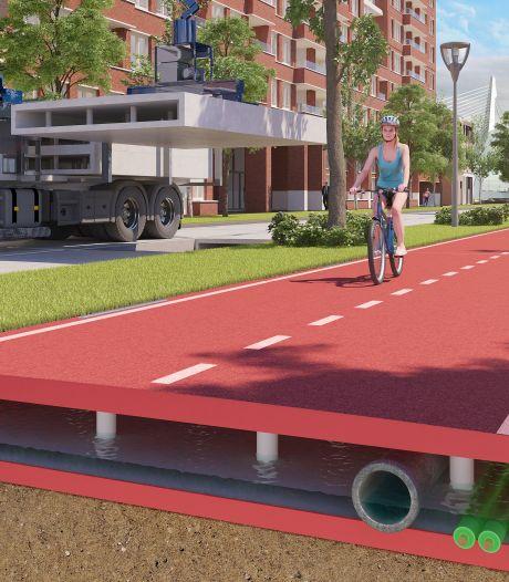 Eric Kievit wil de wereld met plastic wegen niet een beetje, maar heel veel beter maken