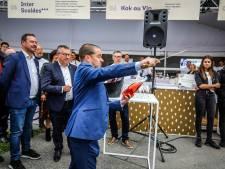 """Bruggeling zit in halve finale 'Beste sommelier van België': """"Ik meet me graag met collega's"""""""