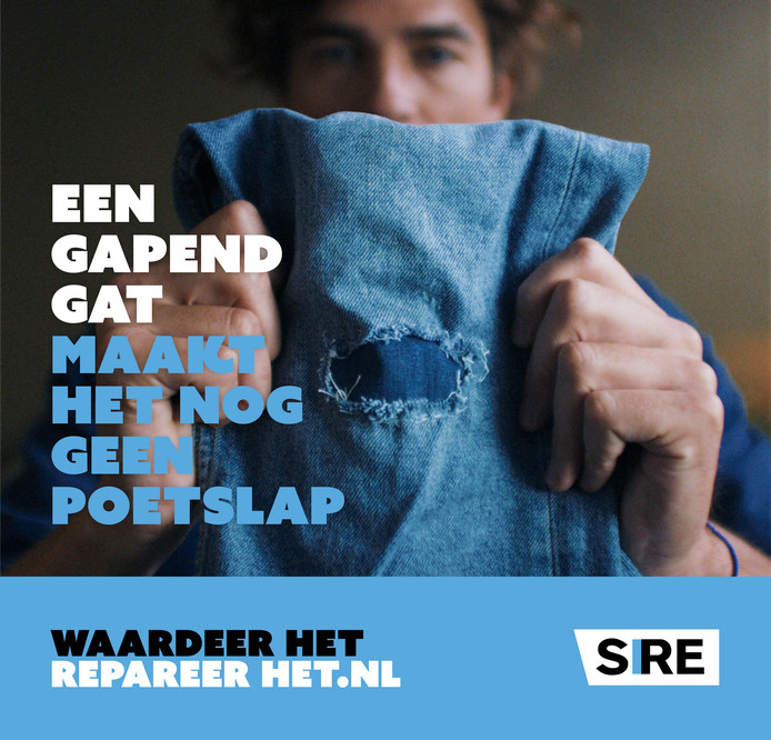 Sire campagne materiaal