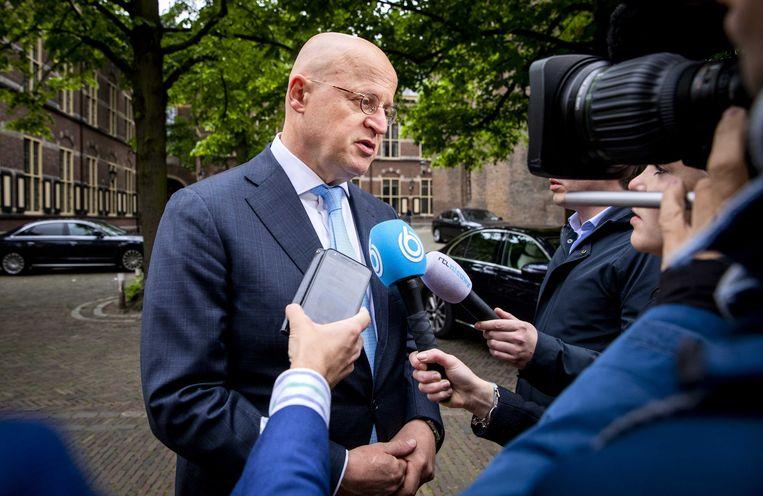 Ferdinand Grapperhaus, de Nederlandse minister van Justitie en Veiligheid.