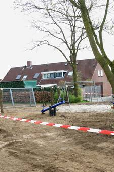 Asbesttuin in Dinxperlo wordt later opgeruimd