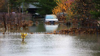 Zware overstromingen in Noorwegen: zeker honderd mensen geëvacueerd