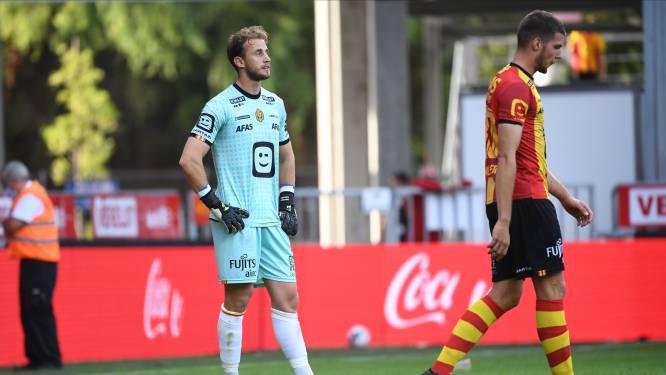 """Malinwa-doelman Coucke steunt ploegmaat Vranckx na onwaarschijnlijke misser: """"Niemand neemt het hem kwalijk"""""""