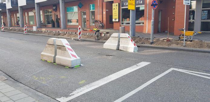 Klappaaltje Van Berckelstraat is foetsie