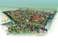 Hogesteeg in nieuwe wijk Waterdorp definitief ingericht
