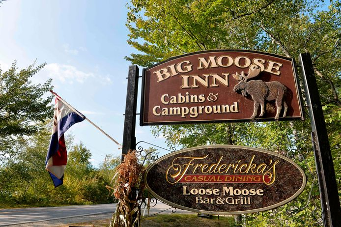 Big Moose Inn, Millinocket, Maine