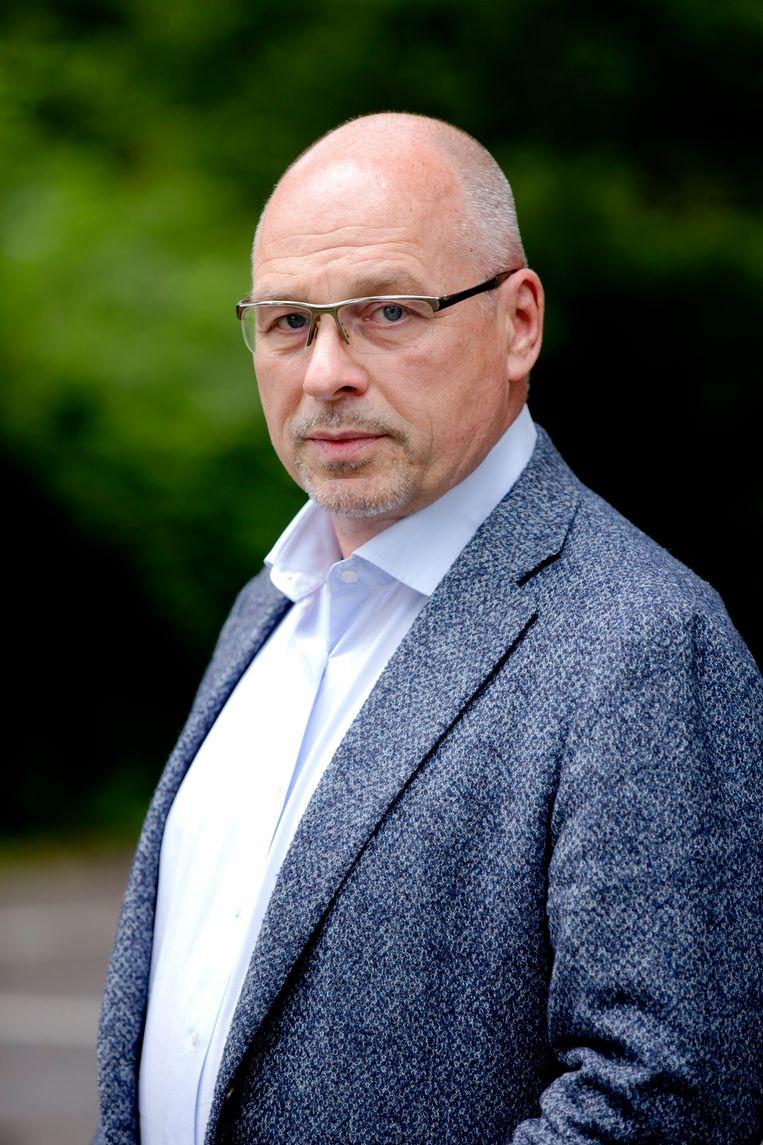 Maurits Hendriks. Beeld ANP