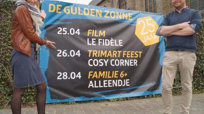 Gulden Zonne viert 25 jaar met feestweekend