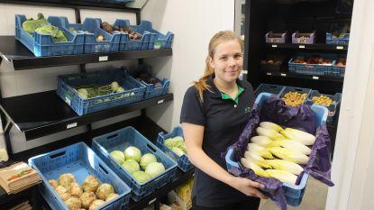 Amber (19) opent supermarkt met enkel bioproducten langs N43