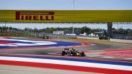 Max Verstappen is snelste tijdens eerste oefenritten GP van Verenigde Staten