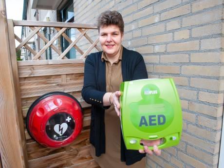 Levensreddende AED bijna overal te vinden in het Groene Hart: 'Zonder had ik niet meer geleefd'
