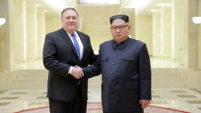 Pompeo reist donderdag naar Noord-Korea voor ontmoeting met Kim Jong-un