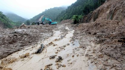 Minstens zeven doden door overstromingen en aardverschuivingen in Vietnam