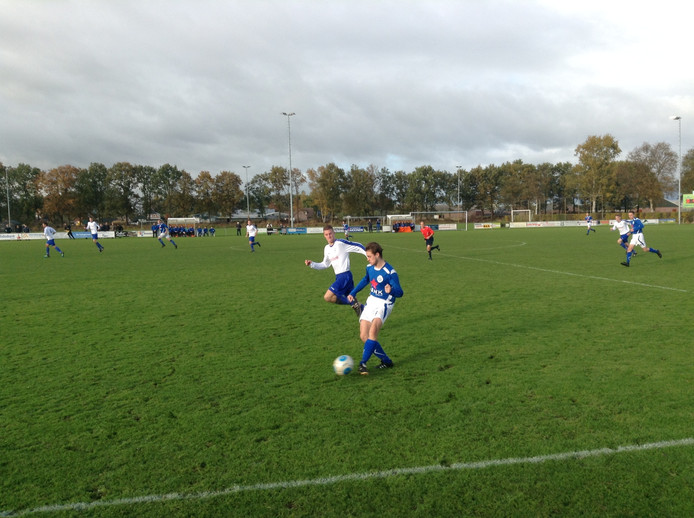 Nieuwkuijk verloor zondag van SC Elshout.
