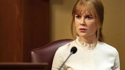 """""""Hou je mond, ik ga niet antwoorden"""": Nicole Kidman zet presentator op zijn plaats die boekje te buiten gaat"""