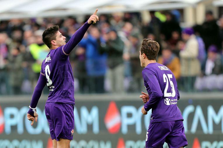 Simeone zorgde voor 1-0.