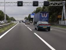 Spitsstrook A12 Zoetermeer naar Gouda weer bediend