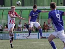 Eersteklasser Erp debuteert in KNVB-beker, ook Achilles Veen er weer bij