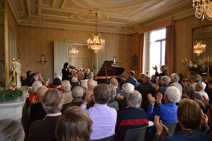 Kasteelconcerten in Geldrop is een van de oudste regionale podia voor klassieke muziek.