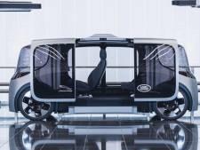 Is dit de Jaguar van de toekomst?