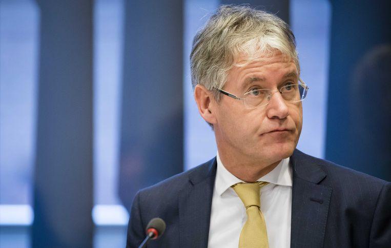 Minister van Onderwijs Arie Slob Beeld ANP
