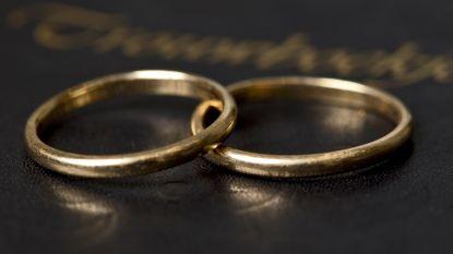 Geen extra huwelijken op zaterdagen
