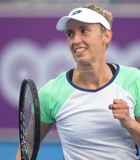Le Top 10 du classement WTA inchangé, Elise Mertens toujours 23e