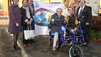 Duofiets voor woonzorgcentrum Sint-Vincentius