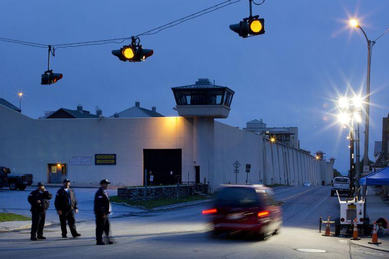 De Clinton Correctional Facility in Dannemora, New York.