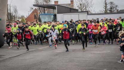 1.100 sportievelingen lopen en wandelen voor Kom op tegen Kanker