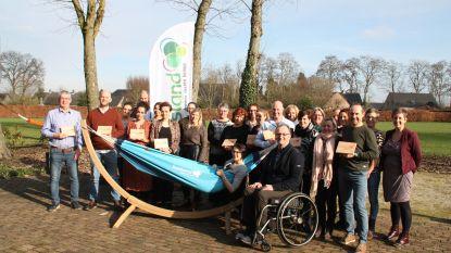 16 ondernemers erkend als nieuwe Bosland Gastheer