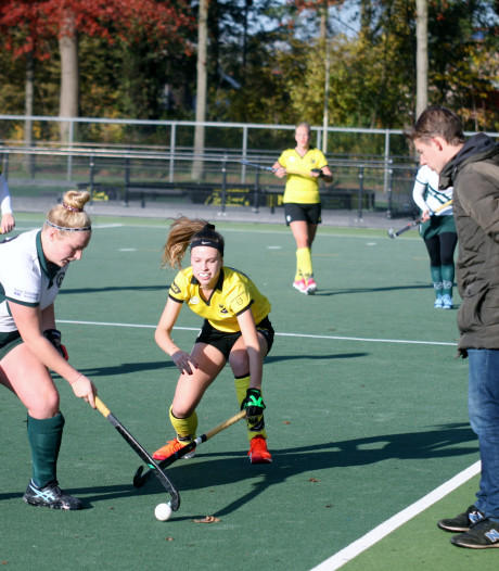 Deventer hockeyvrouwen hebben eindelijk weer eigen trainer