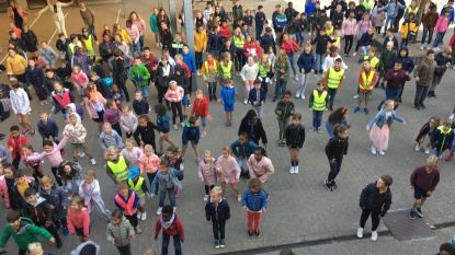 Honderden leerlingen nemen deel aan Strapdag