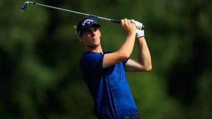 Thomas Pieters moet tien plaatsen inleveren na derde ronde op US Championship golf