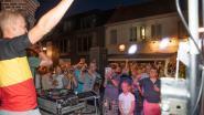 VIDEO. De triomfantelijke thuiskomst van Belgisch kampioen Tim Merlier in Wortegem. Wat een feest!