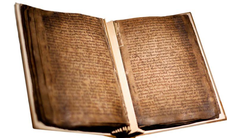 In het belangrijke middeleeuwse IJslandse geschrift Voluspa (circa 1270) werd waarschijnlijk de uitbarsting van de Eldgja in 939 beschreven. Beeld *