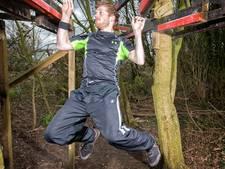 Alphenaar Perry Oosterlee wint Ninja Warrior
