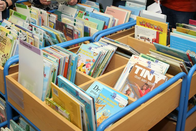 Zaterdag 12 oktober organiseert bibliotheek De Wolfsput opnieuw een verwendag voor bezoekers.