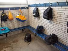 SC Elshout tijdelijk uit de brand: twee  kleedkamers extra