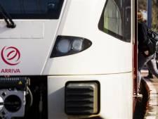 Brand in trein Limburg, passagiers in veiligheid gebracht